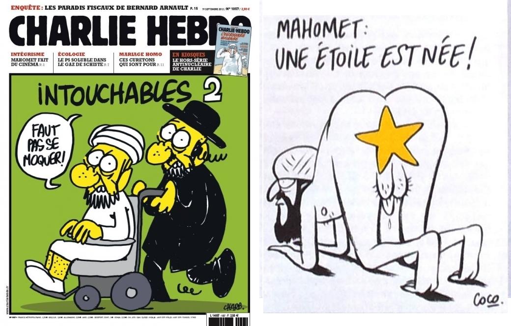 Charlie Hebdo: Oops I did it again! | Eurobeats